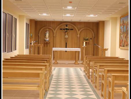 Mobiliario para Parroquias y Capillas