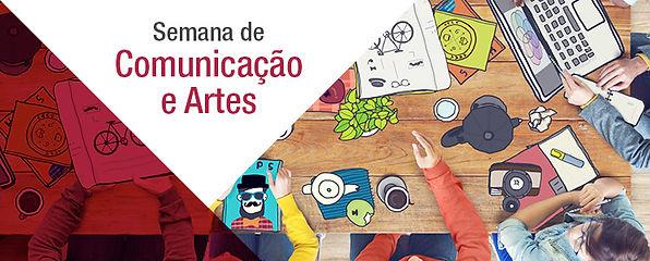 Semana de comunicação e artes