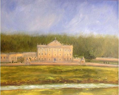 Chatsworth_House,_landscape_artist_Mandy
