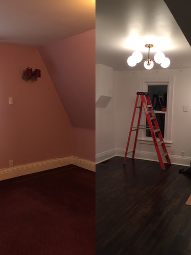 Before and After Office Space