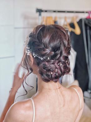 Vanessa's second hair