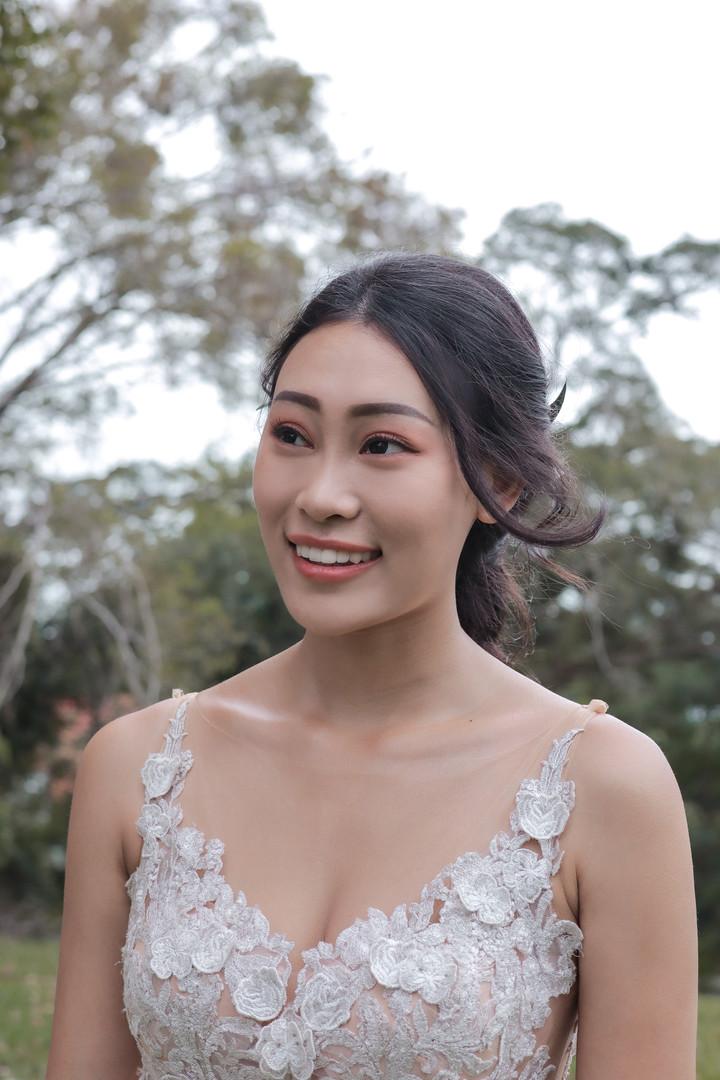 Joy's second look (natural sweet korean look)