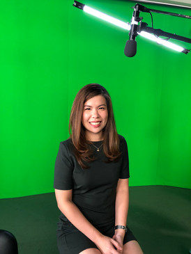 Corporate Interview with Janet for Ngee Ann Polytechnic