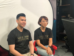 Corporate Interview for Ngee Ann Polytechnic