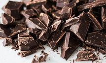 Trozo de chocolates