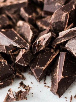 Schokoladen-Kastanien-Soufflé-Kuchen