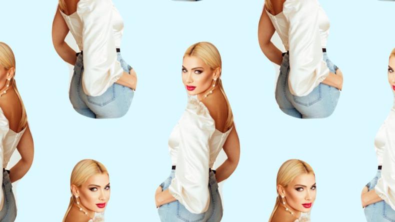 Fashion Gif: Лана Кауфман