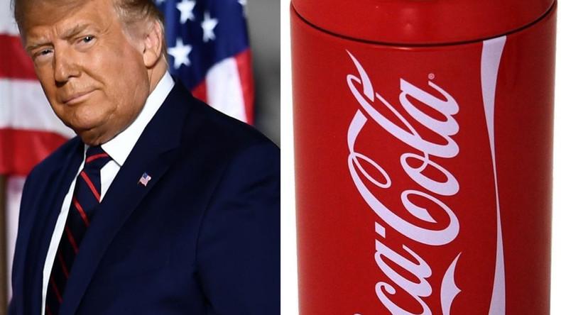 У Дональда Трампа в кабинете была красная кнопка для заказа кока-колы