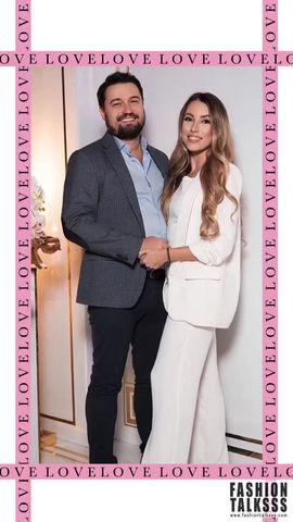 Love is: Елена и Андрей Ющенко
