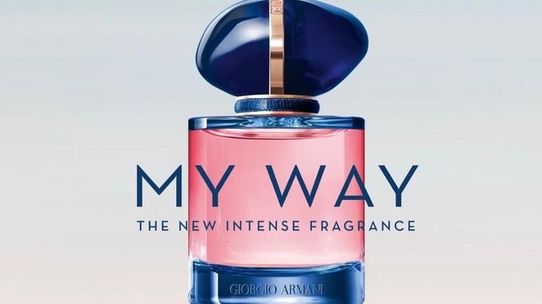 Новий аромат My Way Intense від Giorgio Armani