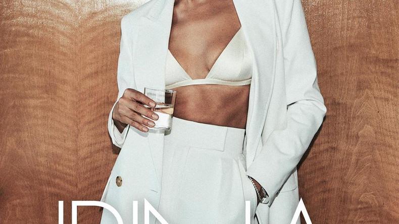Ирина Шейк на обложке ELLE USA