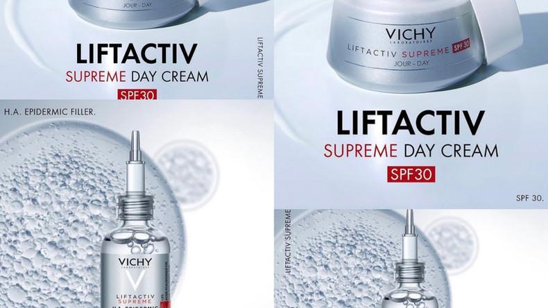 Новая линия Liftactiv Supreme Epidermic Filler от VICHY