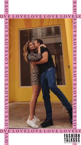 Love is: София Евдокименко и Денис Жаданов