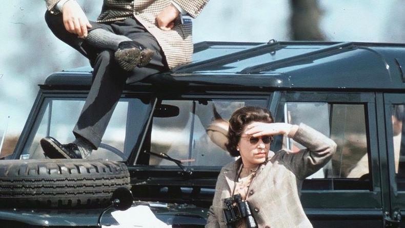 Елизавета II и Принц Филипп,  1953 год