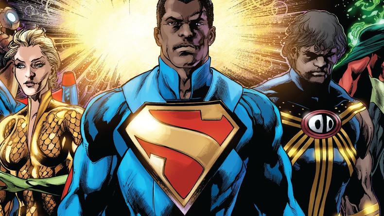 Супермен будет темнокожим в новом фильме Warner Bros