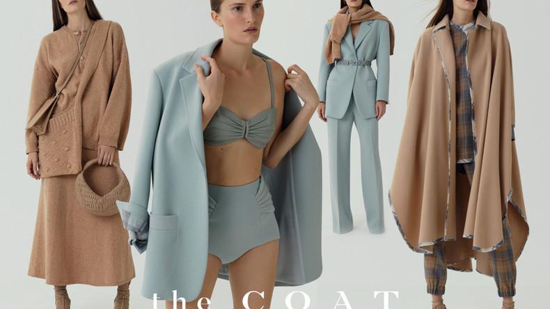 the COAT by Katya Silchenko представили новую коллекцию fw 21/22