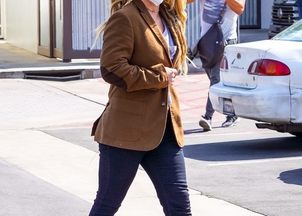 Бритни Спирс в Лос-Анджелесе