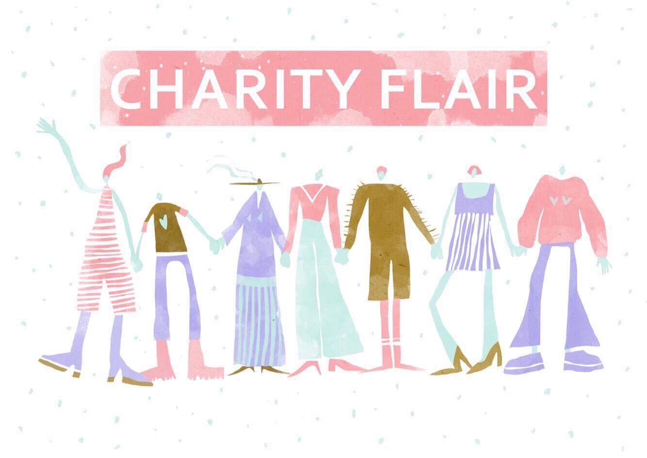 Благотворительная ярмарка Charity Fashion картинки