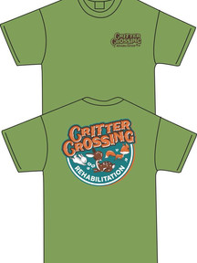 Critter Crossing Shirt (Front & Back)
