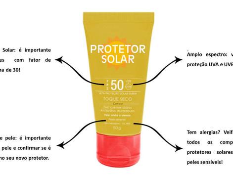 Qual o melhor protetor solar para o seu rosto?
