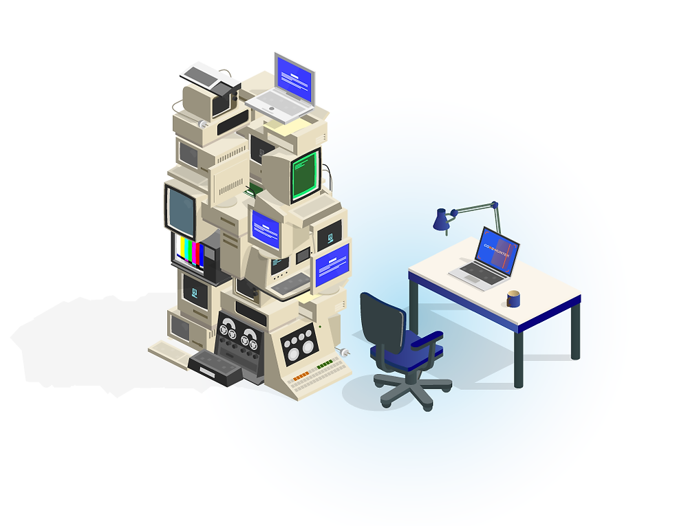 CodeHunter | It's Time to Modernize Your Legacy Applications
