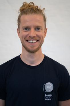 Osteopath Daniel Jakobs