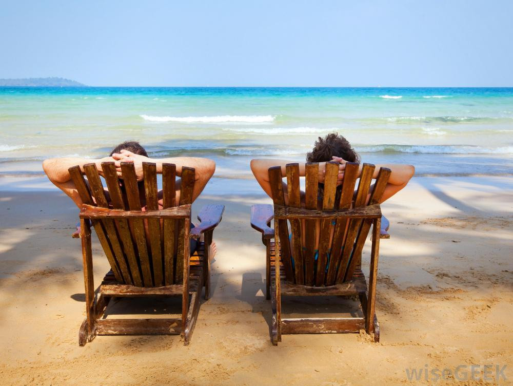 Image result for pictures of people sitting by the beach