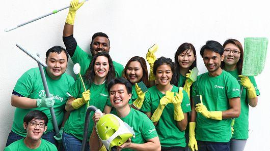 Cleaners vacancies