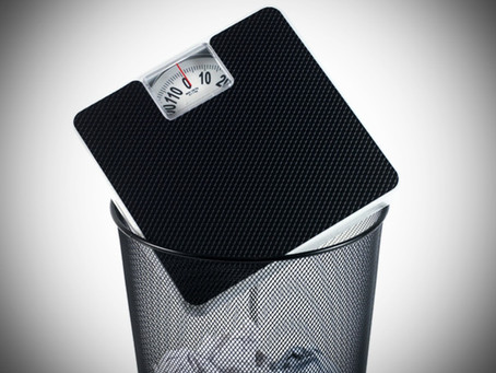 Lose Body Fat NOT Weight - Time To Throw Away Your Scales.