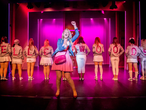 Legally Blonde - BAOS - Redgrave Theatre