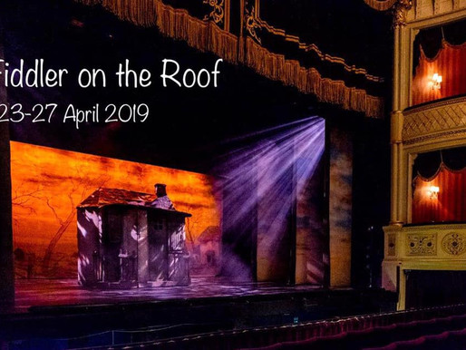 Fiddler on the Roof - BODS - Theatre Royal Bath Main House