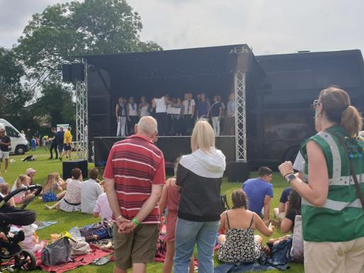 Heathfest 2019 - StageDecker