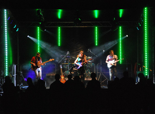 Firecrest Festival - Saron