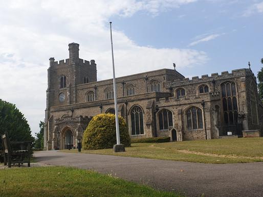 St Mary's Church - Bocking, Essex
