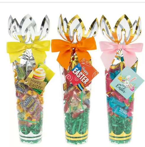 Easter Candy Towers