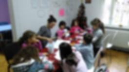 Kreativan kurs nemačkog za decu Novi Sad