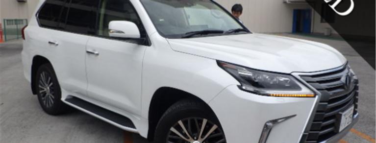 2015 Toyota Lexus LX570