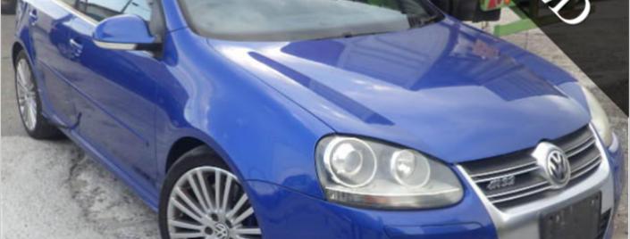 Volkwagen Golf R32