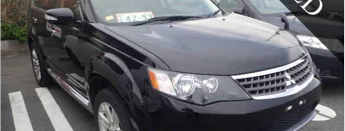 Mitsubishi Outlander 4WD