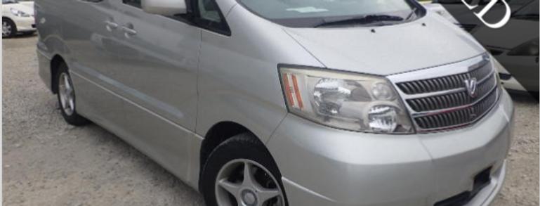2003 Toyota Alphard