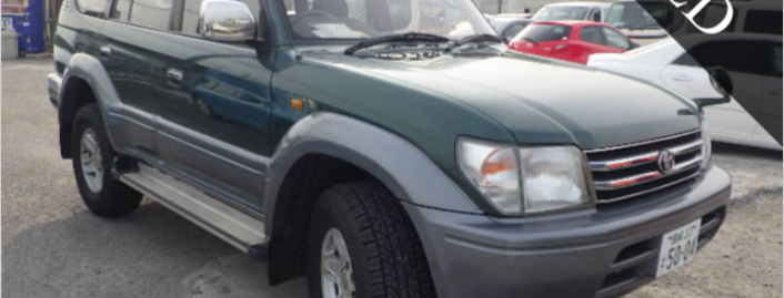 Toyota Land Cruiser Prado (Diesel)