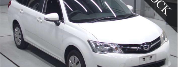 2012 Toyota Corolla Fielder