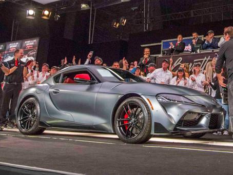 Rebirth of the Legendary Toyota Supra