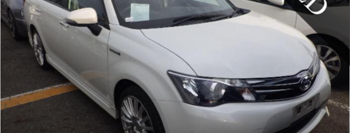 Toyota Corolla Fielder WxB