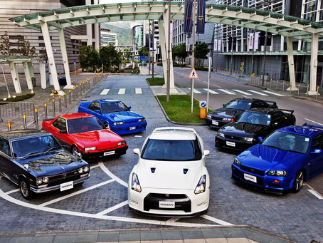 Coolest Japanese Cars Since 1960S