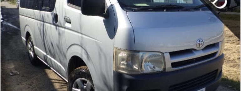 2005 Toyota Hiace Van