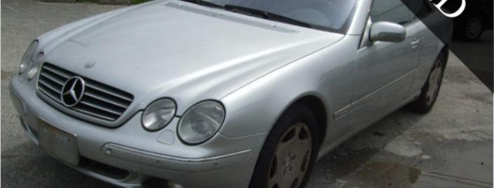 Mercedes Benz CL 200