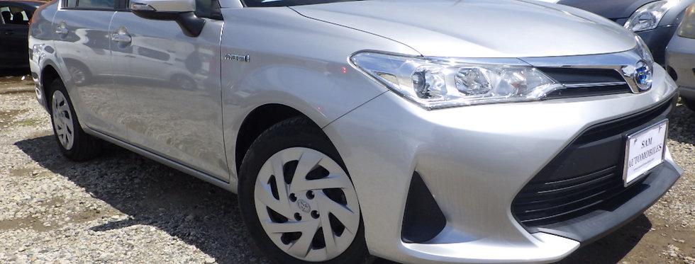 2017 Toyota Corolla Axio Hybrid