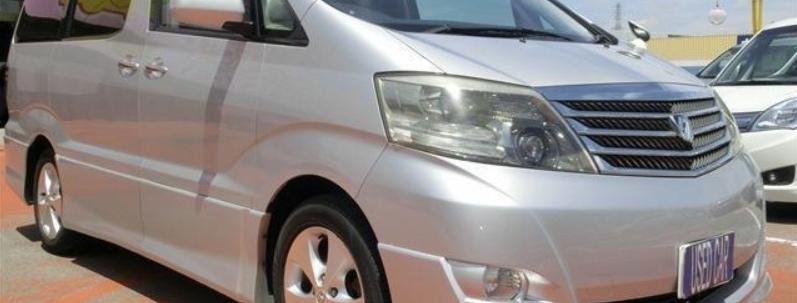 2007 Toyota Alphard