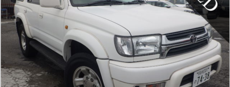 2001 Toyota Hilux Surf 4WD